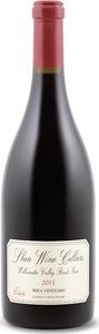 Shea Wine Cellars Estate Pinot Noir 2011, Willamette Valley Bottle
