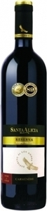 Santa Alicia Carmenere Reserve 2012, Maipo Valley Bottle