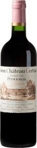 Vieux Château Certan 2012, Ac Pomerol Bottle