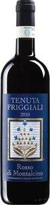 Tenuta Friggiali Rosso Di Montalcino 2012 Bottle