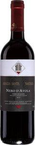 Santa Anastasia Contempo Nero D'avola 2012, Sicily Bottle
