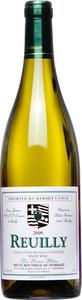 Domaine De Reuilly Les Pierres Plates 2010 Bottle