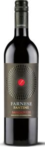 Farnese Fantini Sangiovese 2013, Igt Daunia Bottle