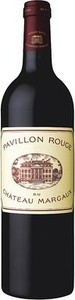 Pavillon Rouge 2008, Ac Margaux, 2nd Wine Of Château Margaux Bottle