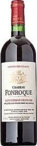 Château Fonroque 2000, Ac St Emilion Grand Cru Classé Bottle
