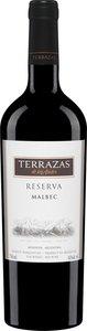 Terrazas De Los Andes Reserva Malbec 2012 Bottle