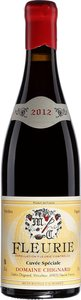 Domaine Chignard Cuvée Spéciale Vieilles Vignes 2011,  Fleurie  Bottle