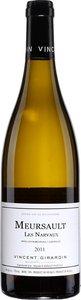 Domaine Vincent Girardin Meursault Les Narvaux 2011, Ac Bottle