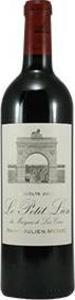 Le Petit Lion 2009, Ac St Julien, 2nd Wine Of Château Léoville Las Cases  Bottle
