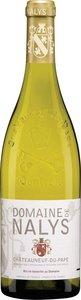 Chateauneuf Du Pape Blanc   Domaine De Nalys 2012 Bottle