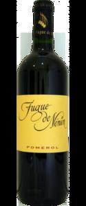 Fugue De Nénin 2009, Ac Pomerol Bottle