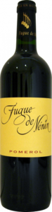 Fugue De Nénin 2007, Ac Pomerol Bottle