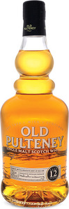 Old Pulteney 12 Ans Highland Scotch Single Malt (700ml) Bottle