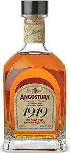 Angostura 1919   8 Years Old Rum, Trinidad Bottle