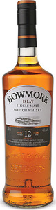 Bowmore 12 Years Old Islay Single Malt, United Kingdom Bottle