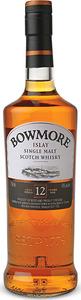 Bowmore 12 Years Old Islay Single Malt, United Kingdom Bottle