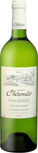 Domaine Chiroulet Les Terres Blanches 2013, Vins De Pays Côtes De Gascogne Bottle