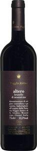 Poggio Antico Altero Brunello Di Montalcino 2009 Bottle