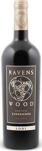 Ravenswood Old Vine Zinfandel 2012, Lodi Bottle