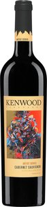 Kenwood Sonoma Artist Series Cabernet Sauvignon 2009 Bottle