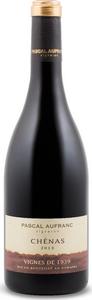 Pascal Aufranc Vignes De 1939 Chénas 2013, Ac Bottle