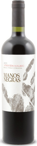 Manos Negras Malbec Atrevida 2010 Bottle