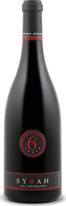 Michael David 6th Sense Syrah 2012, Lodi Bottle