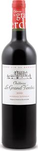 Château Le Grand Verdus 2010, Ac Bordeaux Supérieur Bottle