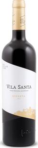 Vila Santa Reserva Tinto 2011, Vinho Regional Alentejano Bottle
