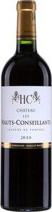 Château Les Hauts Conseillants 2010, Lalande De Pomerol Bottle