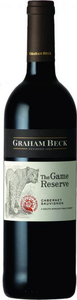 Graham Beck The Game Reserve Cabernet Sauvignon 2011 Bottle