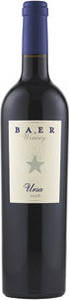 Baer Ursa 2010, Columbia Valley Bottle