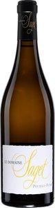 Le Domaine Saget Pouilly Fumé 2010 Bottle