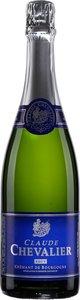 Claude Chevalier Blanc De Blancs Brut, Crémant De Bourgogne Bottle