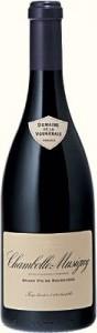 Domaine De La Vougeraie Chambolle Musigny 2012 Bottle