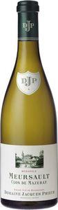 Domaine Jacques Prieur Meursault Clos De Mazeray 2012 Bottle