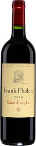 Frank Phélan Saint Estèphe 2009 Bottle