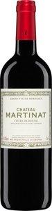 Château Martinat 2010, Côtes De Bourg Bottle