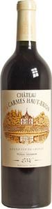 Château Les Carmes Haut Brion 2011, Ac Pessac Léognan Bottle