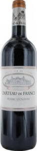 Château De France 2011, Ac Pessac Léognan Bottle