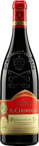 Chateauneuf Du Pape Clos De L Oratoire Les Choregies 2007 Bottle