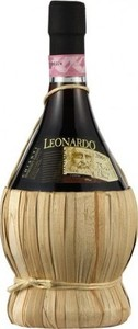 Leonardo Chianti Fiasco 2013 Bottle