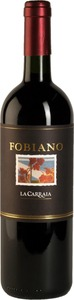 La Carraia Fobiano 2009 Bottle