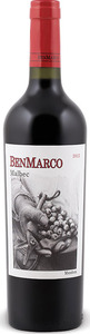 Benmarco Malbec 2012 Bottle