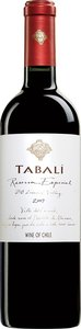 Tabalí Reserva Especial 2010, Limarí Valley Bottle