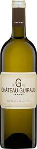 Le G De Château Guiraud 2013 Bottle
