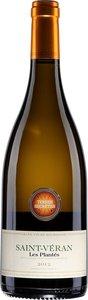 Les Vignerons Des Grandes Vignes Saint Véran Les Plantés 2012 Bottle