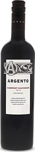 Argento Cabernet Sauvignon 2012, Mendoza Bottle