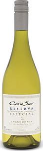Cono Sur Chardonnay Reserva Especial 2014, Casablanca Valley Bottle