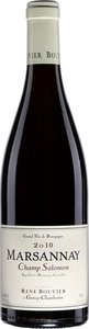 Domaine René Bouvier Marsannay Champs Salomon 2010 Bottle